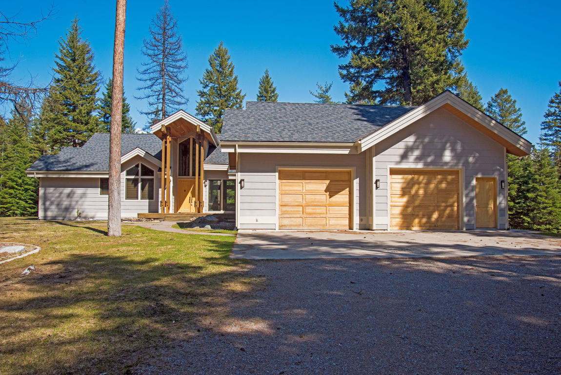 Bigfork MT real estate