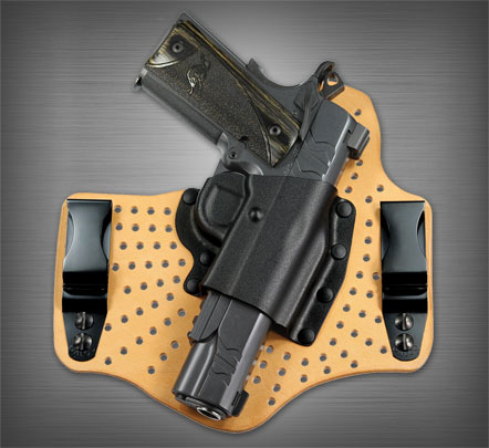 The importance of selecting the right holsters